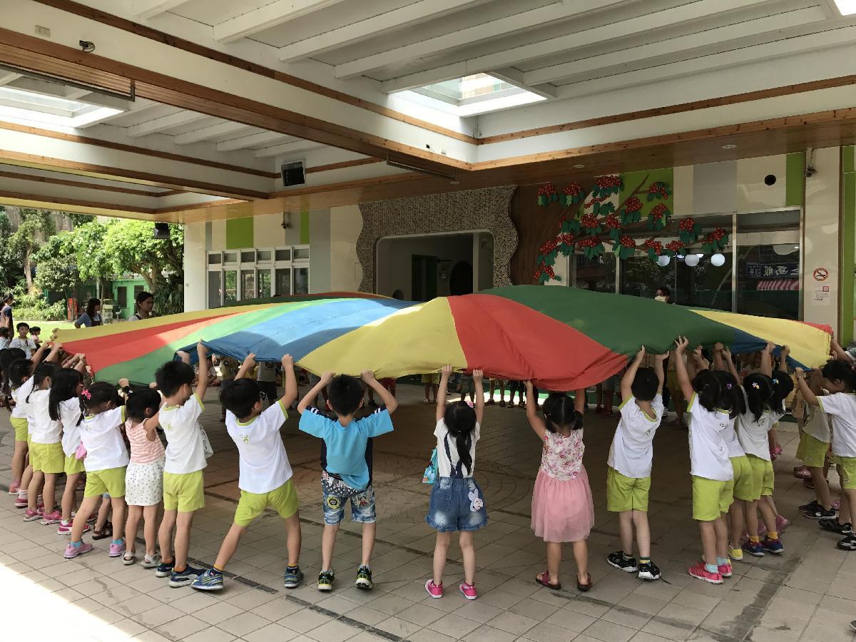 多元的課程及活動,豐富孩子的生活經驗。